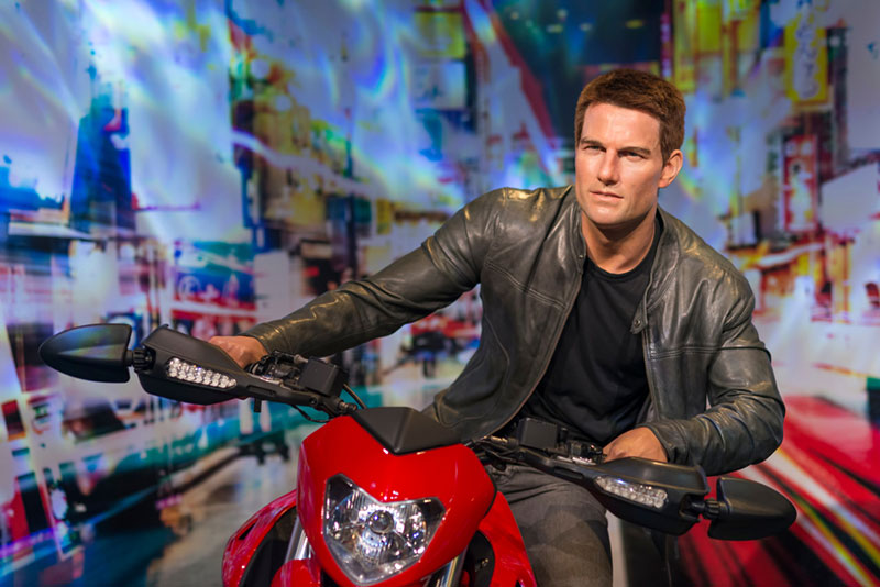 10 Famous Celebrities Who Ride Motorcycles - Cruise