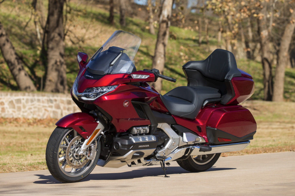 2018 Honda Goldwing DCT Tour