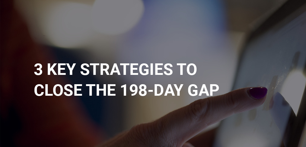 3 Key Strategies to Close the 198-Day Gap | GoRollick