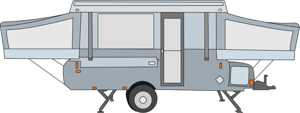 Pop-up-Trailer-RV