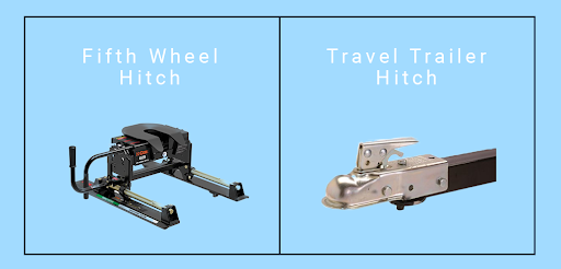 Fifth Wheel RV Hitchs