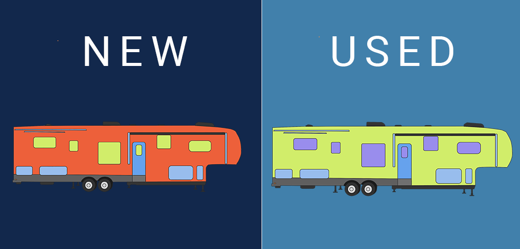 Fifth Wheel RV New vs. Used: Which Do I Buy?