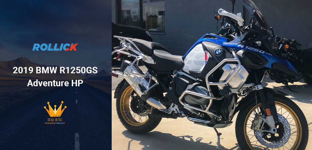 2019 Bmw R1250gs Adventure Test Ride And Review Gorollick