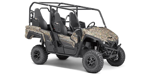 Best Side-by-Side UTV for the Family- Yamaha Wolverine X4