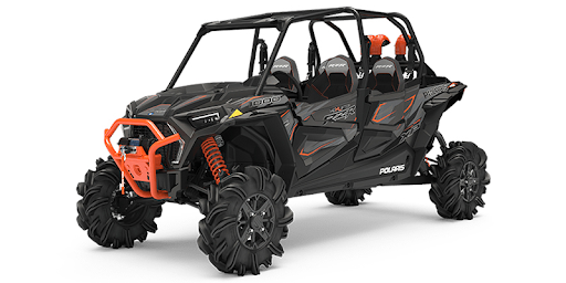 Best UTV for Trail Riding and Best UTV for Mud 2019- Polaris RZR XP 1000 High Lifter Edition