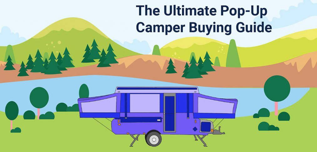 pop up camper header