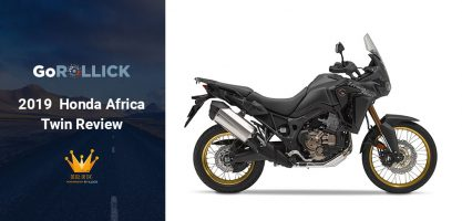 2019 Honda Africa Twin DCT Review and Test Ride