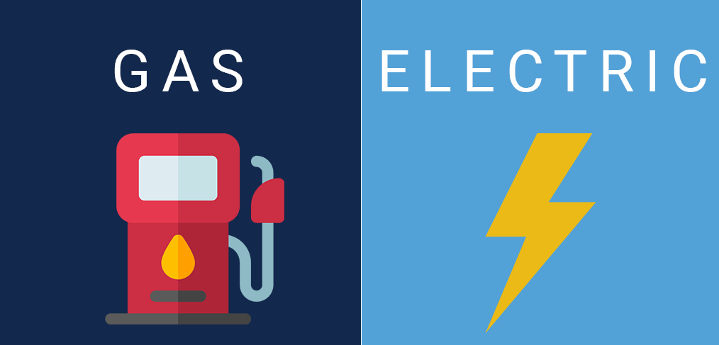 golf cart gas vs. electric