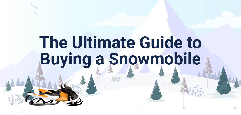 How to buy a snowmobile