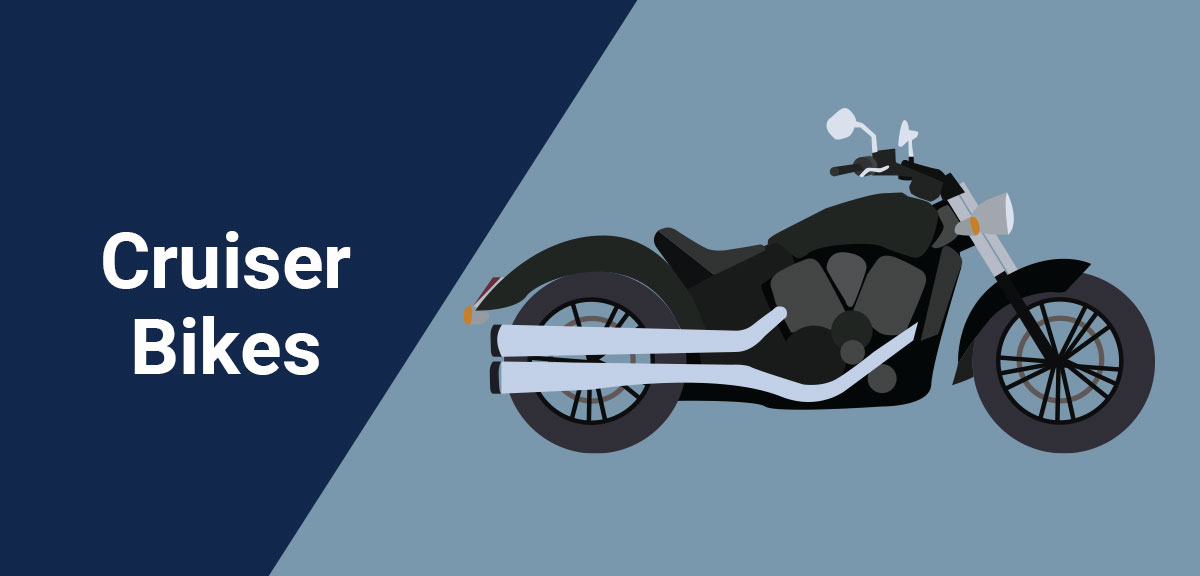 Types of Motorcycles - Cruiser