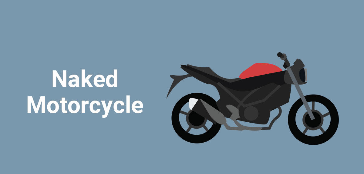 Types of Motorcycles Naked-Motorcycle
