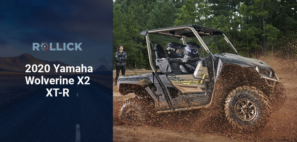 2020 Yamaha Wolverine X2 XT-R Review and Test Ride