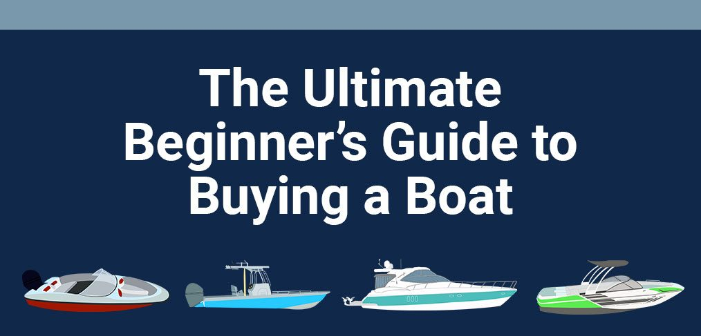The Ultimate Beginner's Guide to Buying a Boat