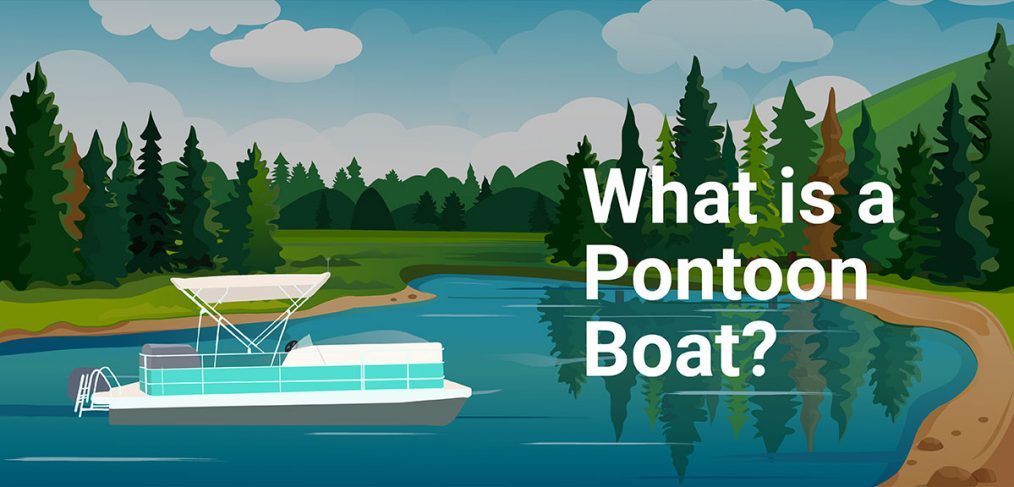What is a Pontoon Boat