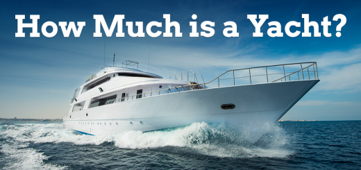 How much is a yacht?