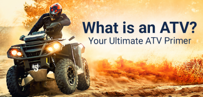 What is an ATV?