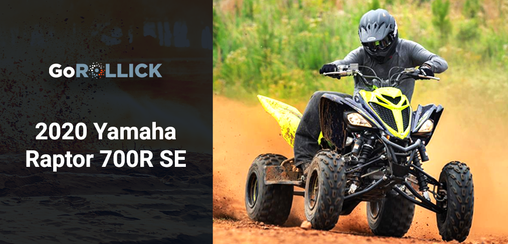 2020 Yamaha Raptor 700R SE Review
