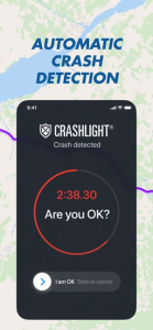 EatSleepRIDE Crashlight Service-App - Motorcycle Accessories